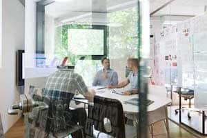 An ESL classroom with bilingual teachers
