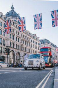 Britain: where British English came from