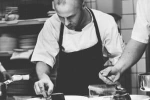 chef greyscale