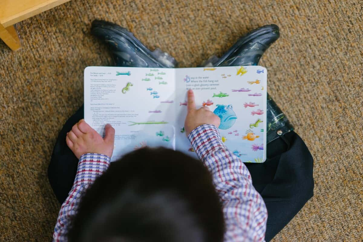 Top Benefits Of English Storybooks For Children