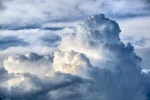 I'm on a cloud nine