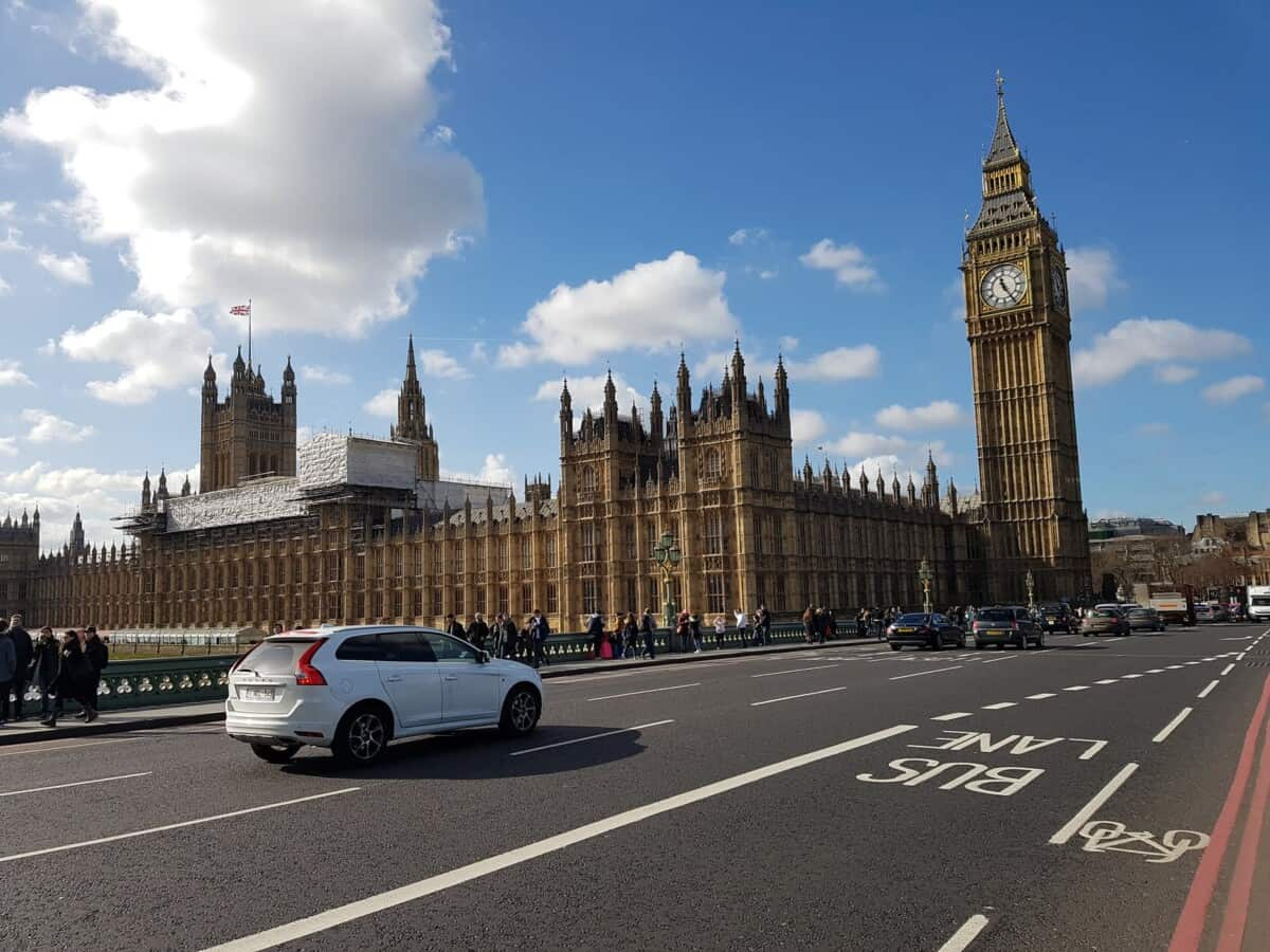 top 10 attractions in England