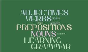 adjectives are a vital part of English language learning