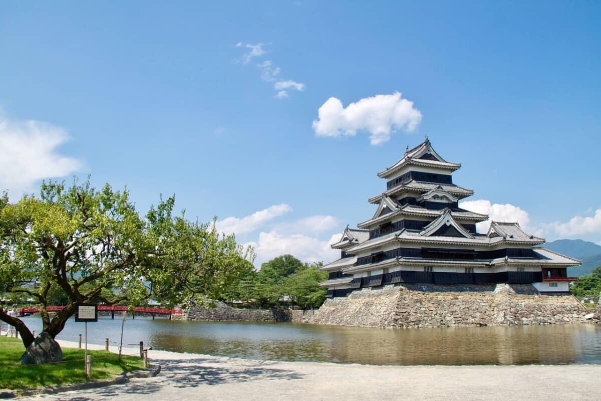 Beautiful Japanese Castle