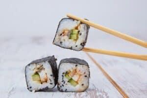 寿司を食べたい - I want to eat sushi