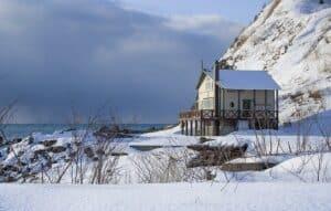 Hokkaido is Japan's northern island