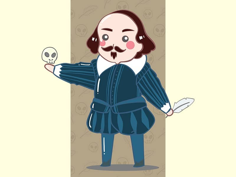Cute Shakespeare